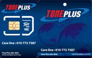 Isu Pembelian Sim Kad Tone Plus dan Bonus Menaja RM20